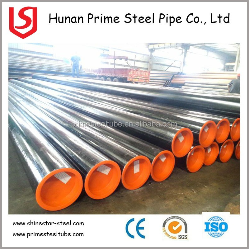 hot sale astm a513 erw pipe/ galvanized tube / sch40 steel tubing ERW from China