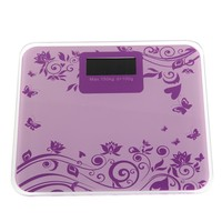 electronic promotional gift mini digital portable body weight digital bathroom scale