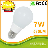 7W E27 Energy Saving 220V High Power Wholesale LED Dimmable Light Bulbs