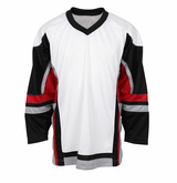 Atlanta custom practice hockey jersey accept your own design