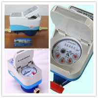 2014Hot sale new concept smart prepay water meter wifi for home