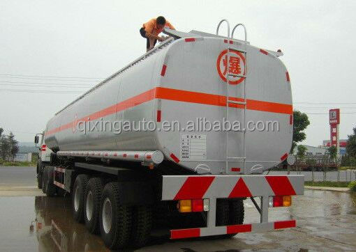 Hot Selling 45000liters Fuel Tank Truck