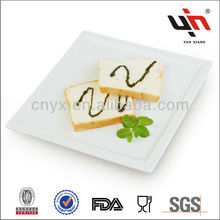 Y2686 High Quality Porcelain Cheap Plain White Ceramic Plate