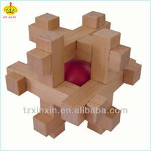 Wooden Jigsaw Puzzle 3D Puzzle Game For Adult 3004