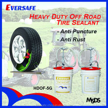 Hangzhou Eversafe mining tyre puncture sealant pre puncture tyre repair liquid