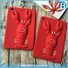 Eco-Friendly 3D Cute Cartoon Silicone Lobster Tablet Cover Case For iPad Mini 1 2 3 4/For iPad Shockproof Red Rubber Shell