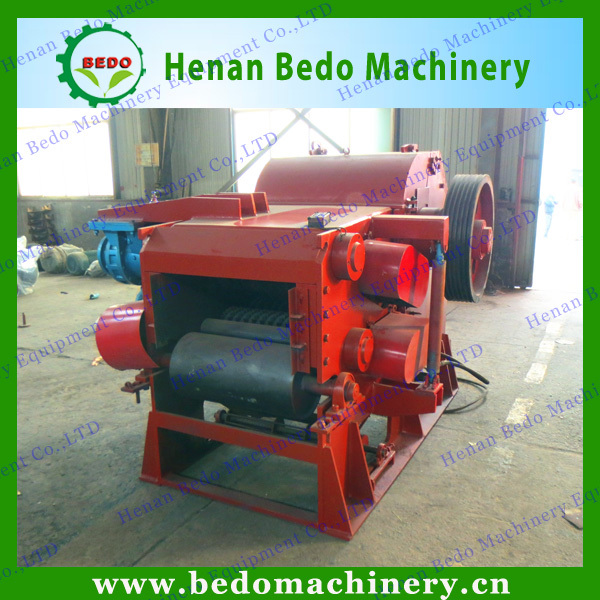 China best supplier medium-scale drum wood flaker/drum wood chipper machine with CE supplier 008613253417552