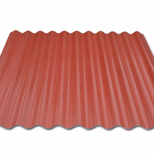 roof building material price corrugated plastic roof panel installation
