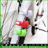 OEM Accept superbright cat-eye mini portable waterproof wholesalesilicone bicycle/bike led silicone lights with CE & ROSH