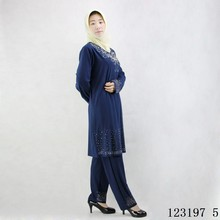 Drop ship provide muslim abaya pictures with high quality and good price