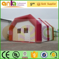2015 Fashionable inflatable luna tent with good quality