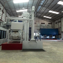Integrated auto fully automatic rice mill for sale