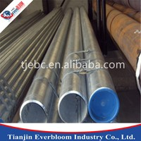 construction material galvanized steel pipe sleeve / ductile iron pipe