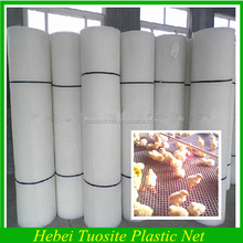 PP/PE plastic chicken mesh /poultry netting