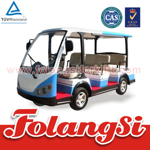 Eletric Sightseeing Car WD05-008-N