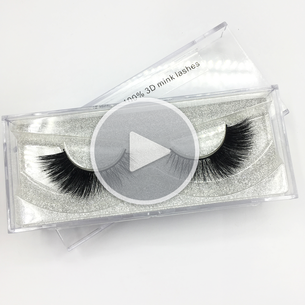 Qingdao iBeauty Eyelashes Private Label Glue Eyelashes Eye Lashes