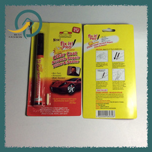 Fix It Pro Clear Car Coat Scratch Cover Remove Repair Painting Pen Clear Coat Applicator For All Cars