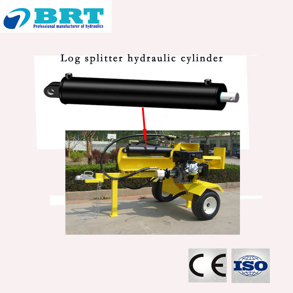 400 bar hydraulic clamp cylinder for round balers