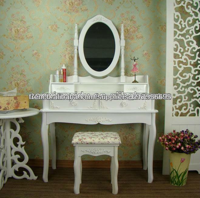 commode blanche commode miroir pour meubles et d coration. Black Bedroom Furniture Sets. Home Design Ideas
