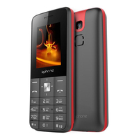 Factory 1.77inch Lephone K1 Feature Phone 1000mAh Handy phone