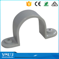 YOUU Products That Sell Fast High Strength And Toughness Plastic Saddle Tube Clamps