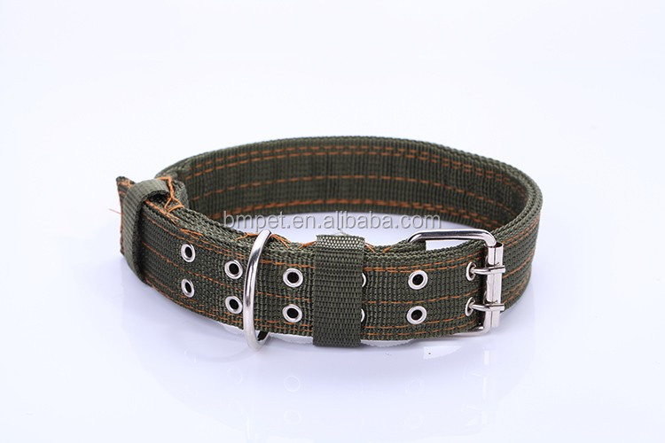 Large Dog Leash with Collar