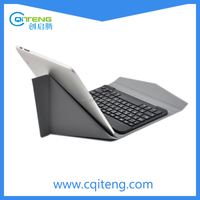 Leather Case and Stand Cover Bluetooth Wireless Keyboard Support Wins,Mac,Android