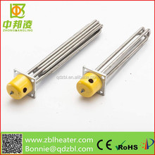 Stainless Steel Flange Water Heater Element
