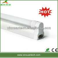 T5 integrated LED tube 3 years warranty 8W 600MM 48leds SMD2835 t5 fluorescent hanging light fixture