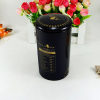 Eco-friendly hot sale coffee tea packaging cylinder tube tin box