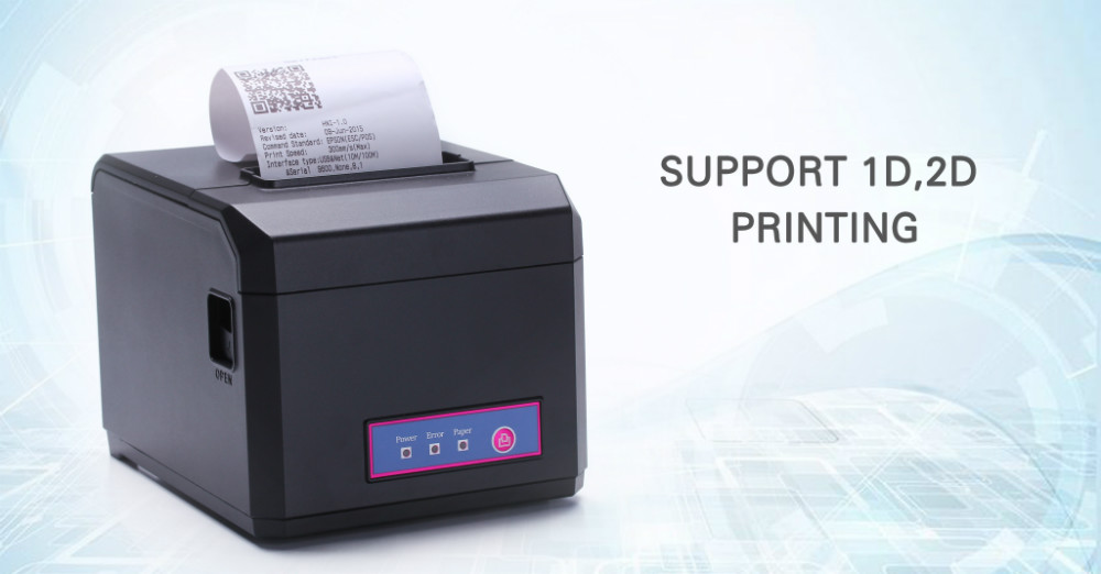58mm/80mm High Speed POS <strong>printer</strong> receipt <strong>printer</strong>