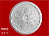 2015 hot sales natural plaster gypsum rose flowers /gypsum rose flowers
