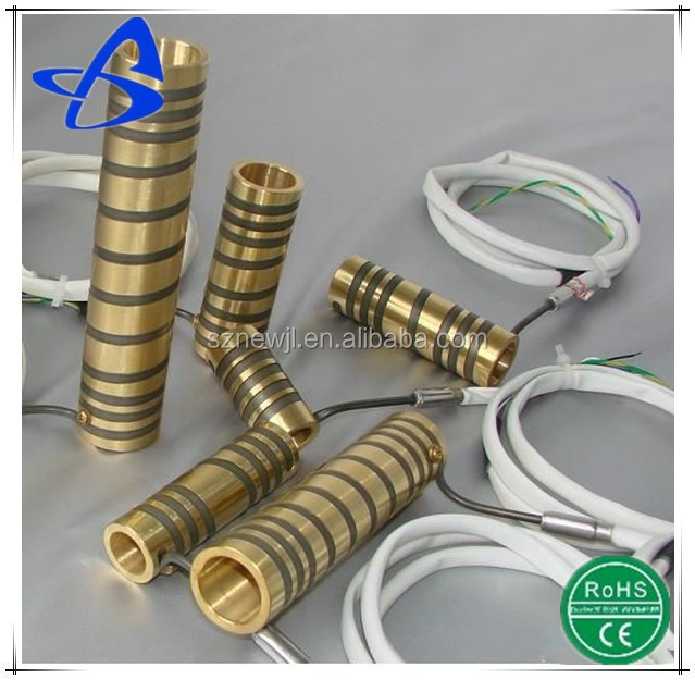 alibaba trade assurance Hot runner copper pipe heater nozzle heater