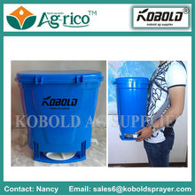 20L Portable Granule Battery Fertilizer Spreader