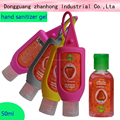 z-253 Wholesale Bulk Bath And Body Works Products/distributors/decorations Silicone Hand Sanitizer Pocket Bac Holders