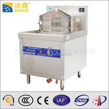 large power restaurant food steamer