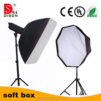 Foldable softbox, photo studio quick fold lighting soft box, photography portable light box