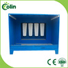 Factory price promotional cyclone powder coat booth