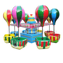 Funfair Theme Park Equipment Rides Samba Balloon Ride