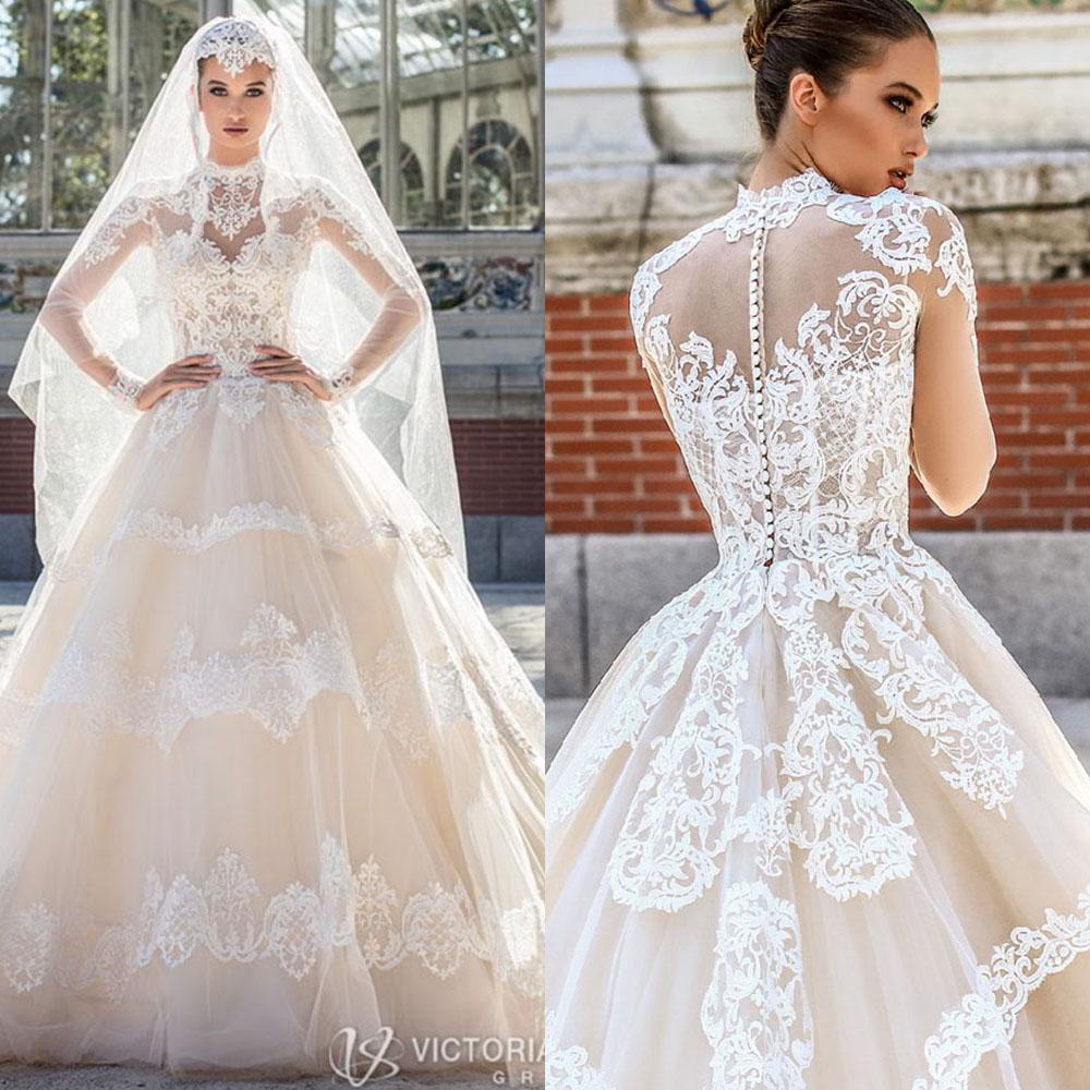 Wholesale turkish wedding gowns - Online Buy Best turkish wedding ...