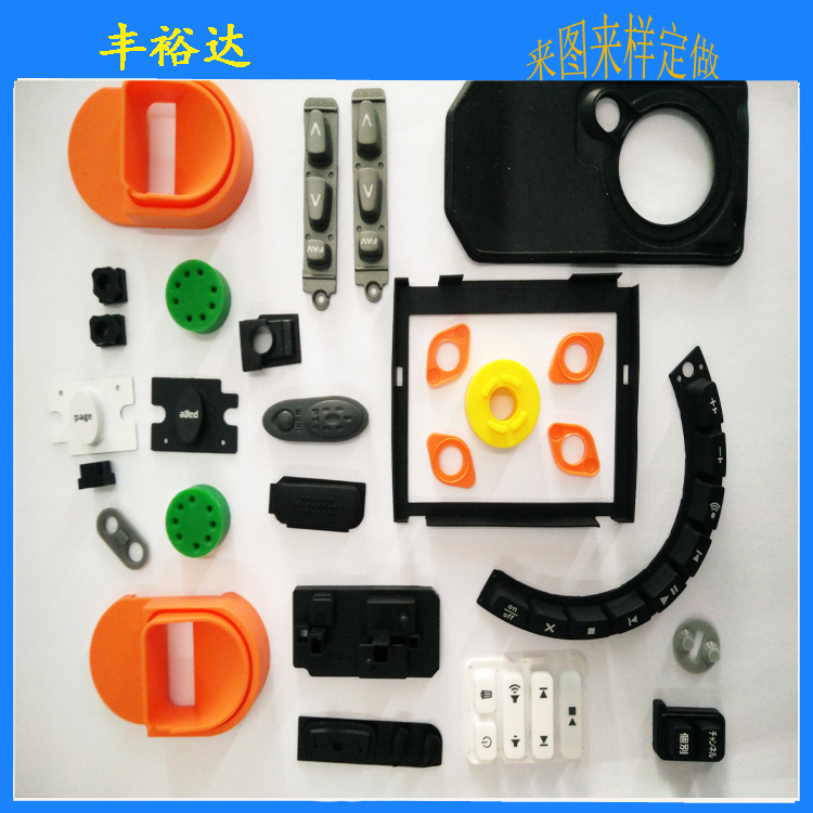 Manufactur silicone products and parts