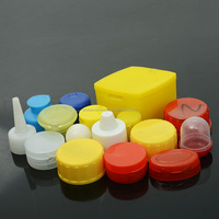 Cheap price High Quality OEM Custom Made plastic Injection Flip Top Cap Mould