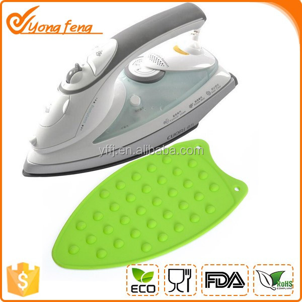 heat resistant silicone iron pad ironing mats eco-friendly