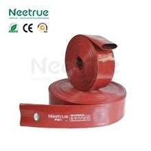 NEETRUE pvc red color best selection water pump discharge hose