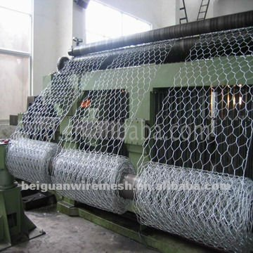 PVC Coated & Galvanized Hex Wire Mesh