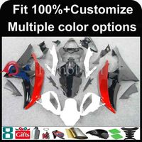 INJECTION MOLDING panels 2008 2009 2010 2011 2012 YZFR6 For yamaha all white Fairing YZF R6 2008 2012 2009 2011