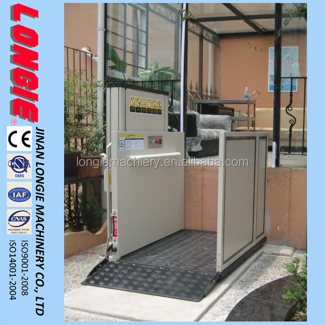 WCL0.3-0.8 Electric disabled lift platform