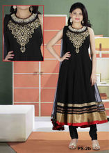 Party wear designer salwar kameez dress 2013