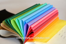virgin colored parchment paper core board paper with wholesale price
