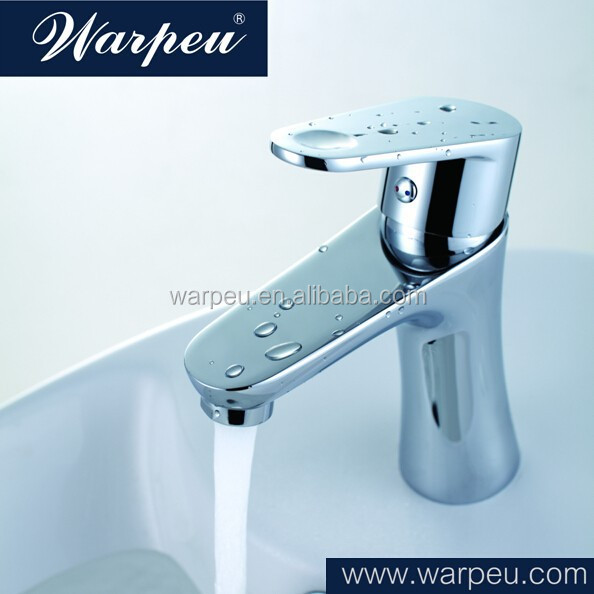 15 Years Kaiping Faucet Manufacturer Cheap Brass Lavatory Faucet